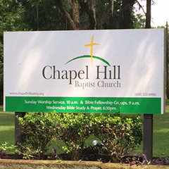 Chapel Hill Baptist Church